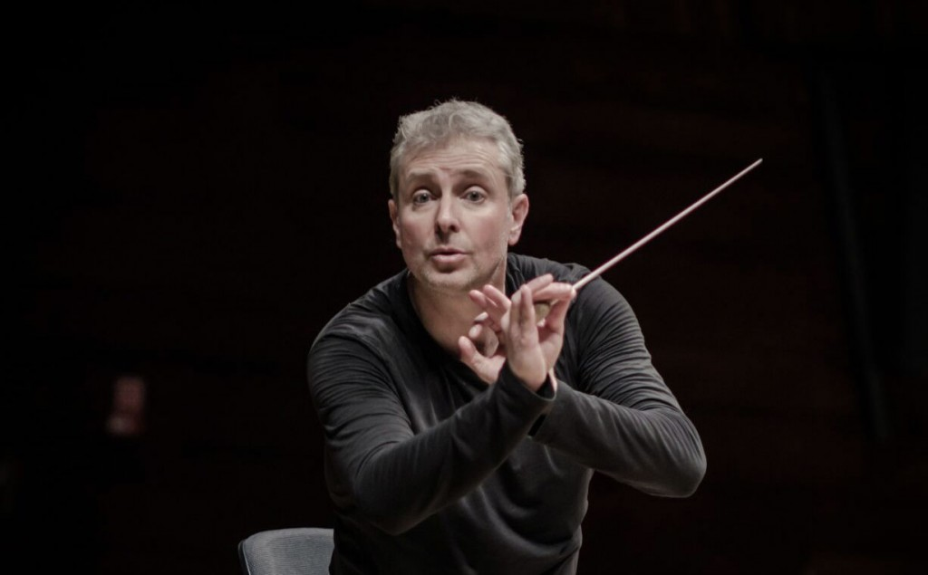 With NOSPR at the Elbphilharmonie Hamburg